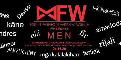 Men's Fashion Week Virginia Present MEN