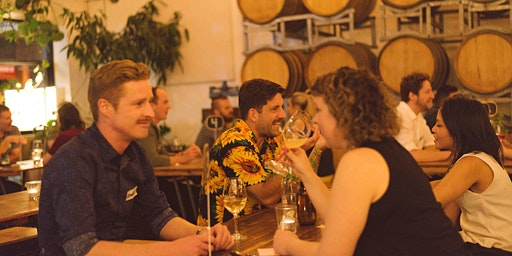 Speed Dating Party at Noisy Ritual