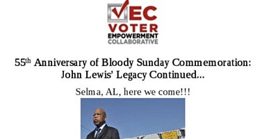 ULGA-YP March on Selma