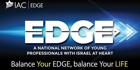 Balance your Edge, balance your life tickets