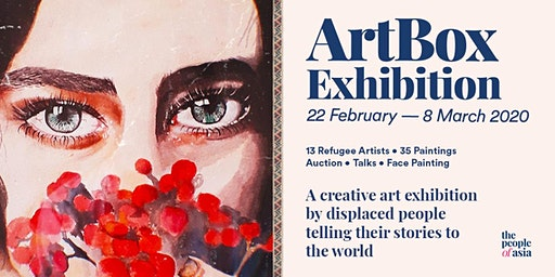 The ArtBox Exhibition