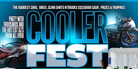 """COOLER """"JAM"""" FEST  tickets"""