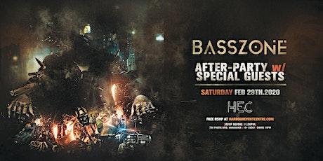BASSZONE AP [FREE w. RSVP] tickets