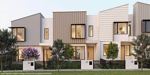 Minta Townhomes VIP Information Session