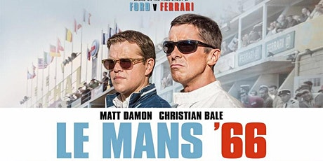 Le Man 66 Outdoor Cinema Helmingham Hall tickets