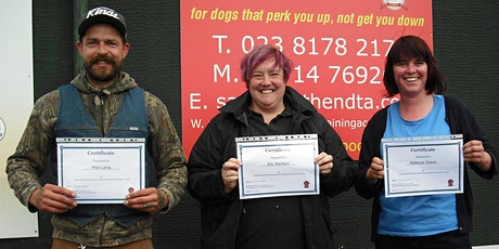Free Discovery Session - Become a Dog Trainer tickets