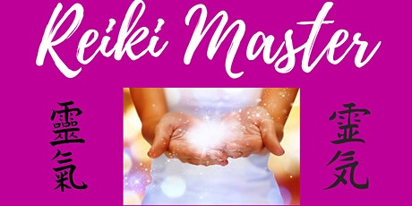 Usui Reiki Master Certification (with Holy Fire 3) tickets