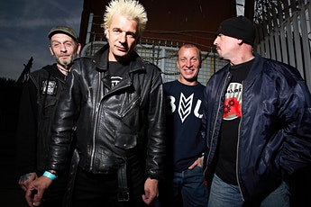 GBH + MDC tickets