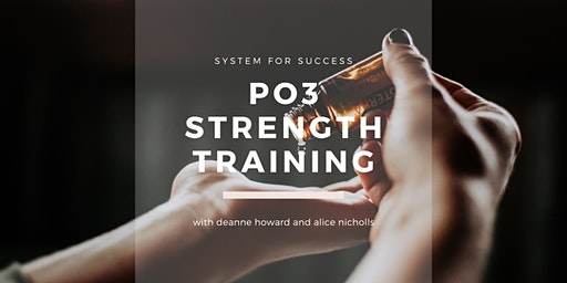 Po3 Strength Training with Deanne Howard & Alice Nicholls (Silver & above)
