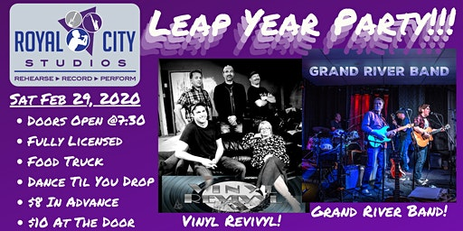 Leap Year Party!