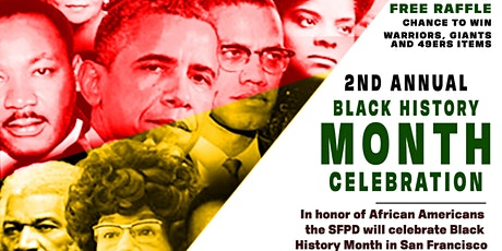 2nd Annual SFPD Black History Month Celebration tickets