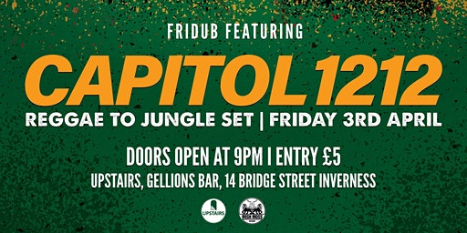 Fridub presents Capital 1212