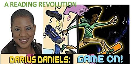 A BOOK TASTING: DARIUS DANIELS: GAME ON! tickets