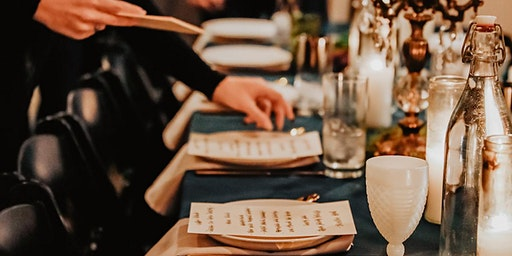 Austin Secret Kitchen    Supper Club Sunday February 23rd Night Release 7:00pm
