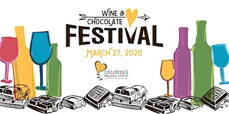 4th Annual Wine & Chocolate Festival tickets