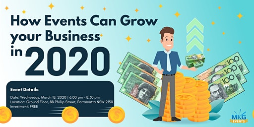 How Events Can Grow your Business in 2020