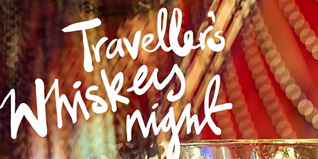 Martini Whisperer Series - Traveller's Whisky tickets