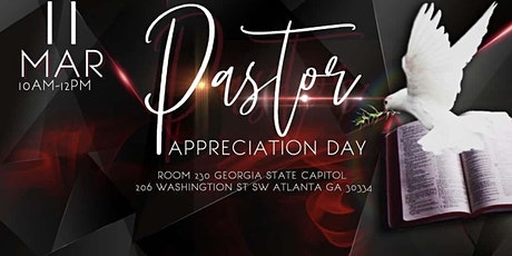 Pastors' Appreciation Day tickets