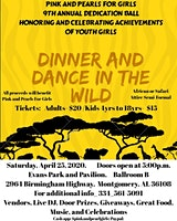 Dinner and Dance in The Wild