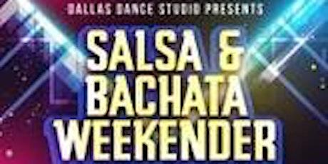 Salsa & Bachata Weekender tickets