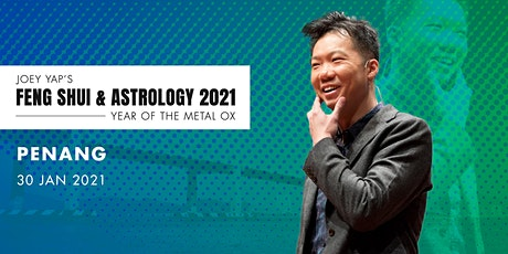 Joey Yap's Feng Shui & Astrology 2021 (Penang) tickets