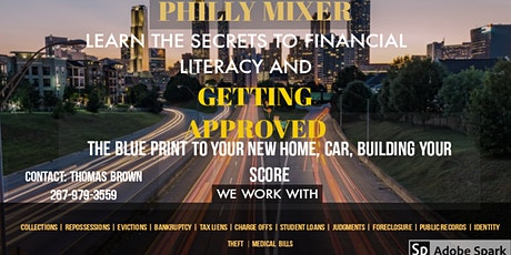 Power of credit workshop Thomas L. Brown tickets