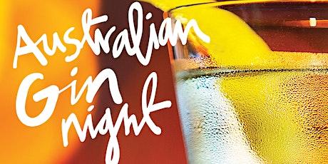 Martini Whisperer Series - Australian Gin tickets