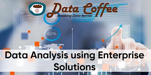 SBI Data Coffee - Data analysis using Enterprise Solutions