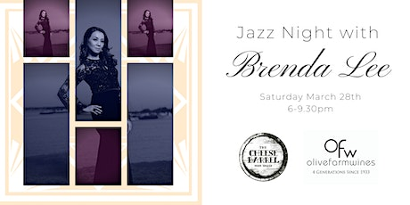 Jazz Night with Brenda Lee at TCB tickets