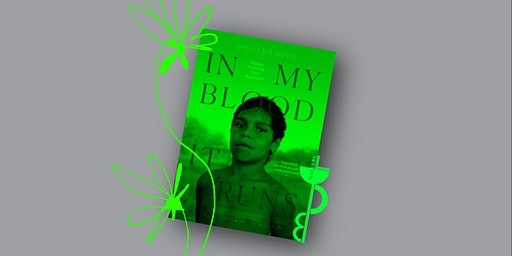 Green Screen - In My Blood It Runs - Presented by Blak Dot Gallery