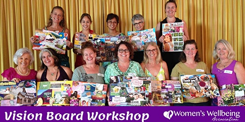 Vision Board Workshop - Sunshine Coast