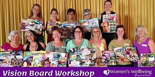 Vision Board Workshop - Sunshine Coast