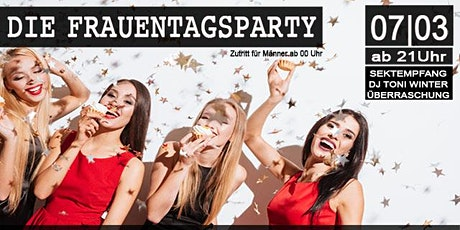Die Frauentagsparty in Wasserzentrum Tickets