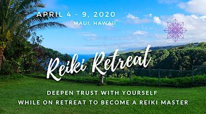 Maui Reiki Retreat tickets