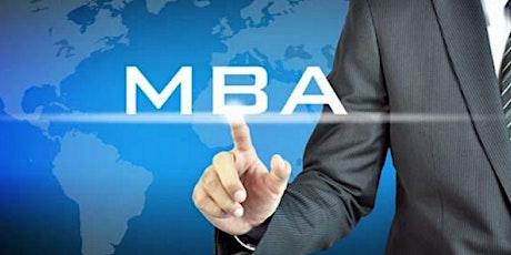 University of Northampton MBA Webinar - Jordan- Meet University Professor tickets