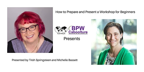 How To Prepare and Present a Workshop for beginners tickets