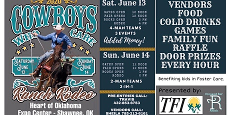 TFI Cowboys Who Care Ranch Rodeo tickets