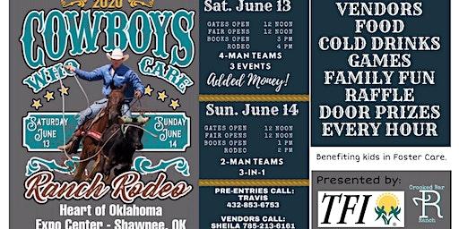 TFI Cowboys Who Care Ranch Rodeo