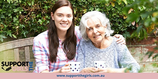 Support The Girls Australia Bra Gifting Day -Logan Central