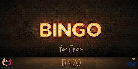 Bingo for Endo tickets