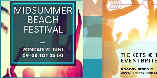 Midsummer Beach Festival Zandvoort