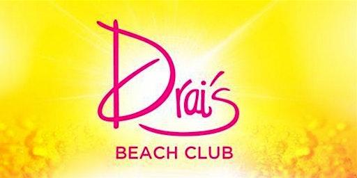 #1 Drai's Season Opening Pool PartyVICTOR Es Guest List + (Summer Pool Parties)