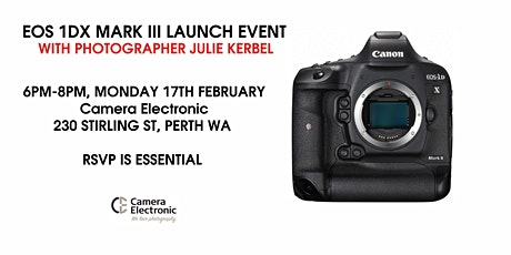 EOS 1DX MARK III LAUNCH EVENT tickets