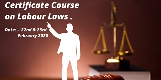 Certificate Course on Labour Laws at Biz iuris College