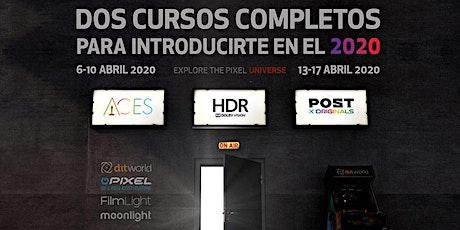 ACES & HDR - Workshop Avanzado para Cine Digital boletos