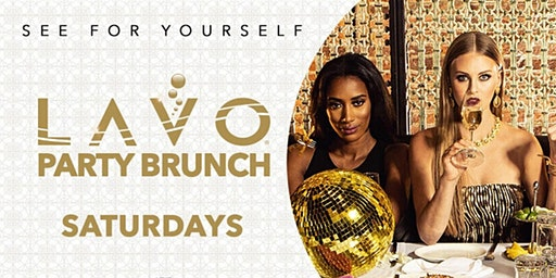 #1 Lavo Party Brunch Jasmine Wright Free Guest List