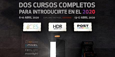 POST FOR ORIGINALS -  Workshop Avanzado para Cine Digital boletos