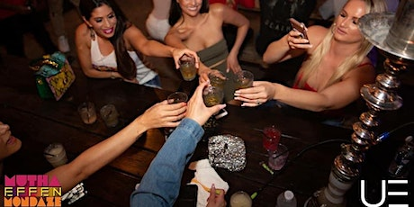 Lincoln Mondays - Ladies Happy Hour/Half Priced Drinks 7-11 tickets