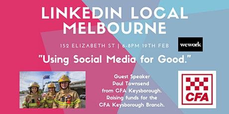Linkedin Local Melbourne - February 2020 tickets