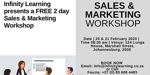 Infinity Learning: Sales & Marketing